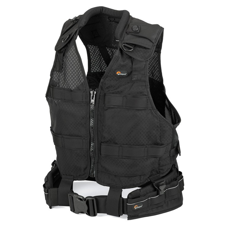 Zestaw Lowepro S&F Deluxe Belt and Technical Vest LP36288-BEU