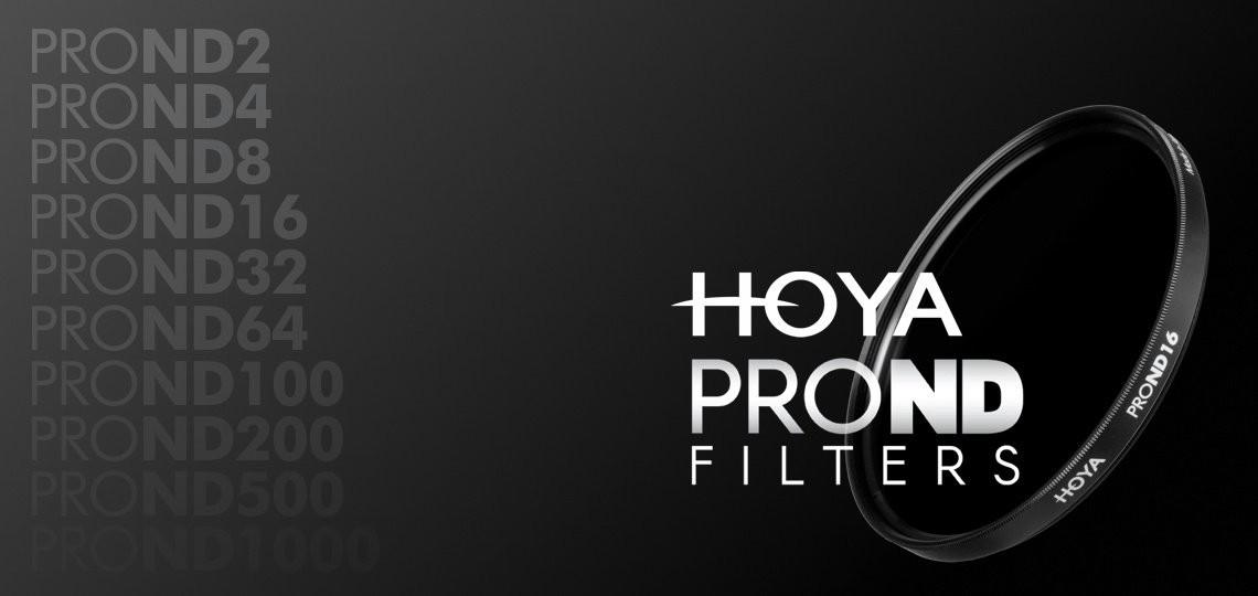 Filtry neutralnie szare Hoya