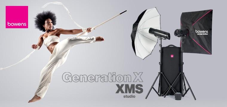 Nowe lampy studyjne Bowens Generation X