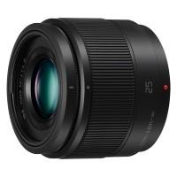 Obiektyw Panasonic Lumix G 25mm f/1.7 Czarny