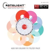 Zestaw filtrów Rotolight Add-On Colour FX Filter Pack do lamp NEO