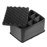 Wkład z przegrodami RPD (reconfigurable padded divider) do walizki T2000