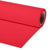 Colorama CO504 Cherry - tło fotograficzne 1,35m x 11m