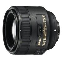 Obiektyw Nikkor AF-S 85mm f/1.8G