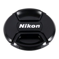 Dekielek na obiektyw o średnicy 52mm Nikon LC-52