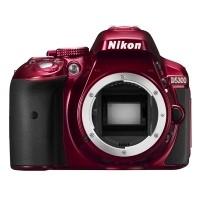 Nikon D5300 Body Czerwony