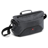Torba naramienna Manfrotto Advanced Pixi popielata
