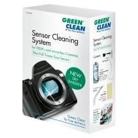 Zestaw do czyszczenia matryc APS-C Green Clean SC-6200