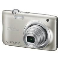 Aparat cyfrowy Nikon Coolpix A100 srebrny