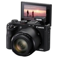Aparat cyfrowy Canon PowerShot G3X