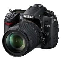Nikon D7000 + obiektyw Nikkor AF-S 18-105 VR