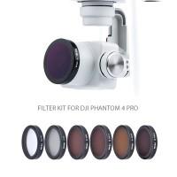 Zestaw 6 filtrów NiSi do dronów DJI Phantom 4 Pro / DJI Phantom 4 Advanced