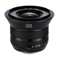 Obiektyw Zeiss Touit 12mm f/2,8 Fuji X-mount