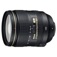 Obiektyw Nikkor AF-S 24-120mm f/4G ED VR - Nikon Cashback 420 PLN