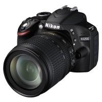 Nikon D3200 + obiektyw Nikkor AF-S 18-105mm VR - miniaturka produktu