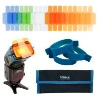 Zestaw korekcyjnych filtrów żelowych Rogue Flash Gels - Color Correction Filter Kit - WYSYŁKA W 24H