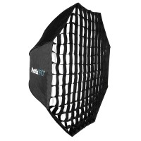 Parasolka - softbox octa 120cm Phottix Pro Easy Up HD