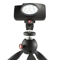 Lampa Manfrotto MLUMIEMU-BK Lumiemuse 8 LED