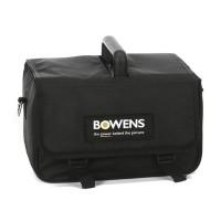 Zestaw Small TravelPak II + torba, 2 przewody, ładowarka - Bowens BW7697