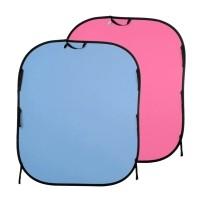 Tło składane Niebieskie/ Różowe 1,8 x 2,15m Lastolite LL LB6751
