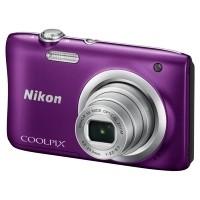 Aparat cyfrowy Nikon Coolpix A100 fioletowy