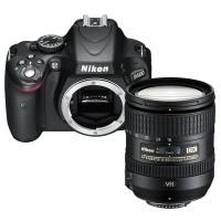 Nikon D5100 + obiektyw Nikkor AF-S 16-85mm VR - miniaturka produktu