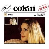 Filtr Cokin P027 - ocieplający korekcyjny 81B Cokin z serii P