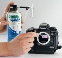 Podróżny zestaw do czyszczenia matryc Green Clean SC-4100