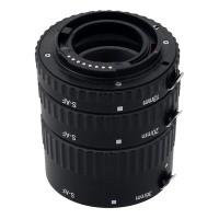 Pierścienie pośrednie Meike 13mm 20mm 36mm do Sony A/ Minolta Econo - WYSYŁKA W 24H