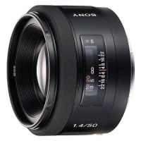 Obiektyw Sony 50mm f/1.4 (SAL-50F14)
