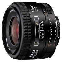 Obiektyw Nikkor AF 35mm f/2.0D