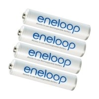Akumulatory Sanyo ENELOOP R03/AAA Ni-MH 800mAh 4szt