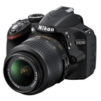 Nikon D3200 + obiektyw Nikkor AF-S 18-55mm VR - miniaturka produktu