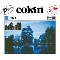 Filtr Cokin P021 - korekcyjny niebieski 80B z serii P