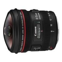 Obiektyw Canon EF 8-15mm f/4L Fisheye USM