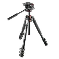 Statyw video Manfrotto MT190XPRO4 z głowicą MHXPRO-2W