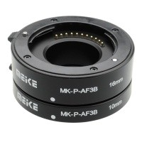 Pierścienie pośrednie Meike do Micro 4/3 (Panasonic, Olympus) Econo
