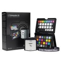 X-Rite i1 Photographer Kit - Kalibrator X-Rite i1Display Pro + ColorChecker Passport