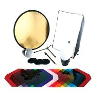 Zestaw czasz i akcesoriów do zdjęć portretowych - Bowens BW6655 Portrait kit