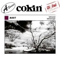 Filtr Cokin A007 - IR do fotografii w podczerwieni z serii A