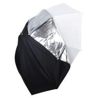 Parasolka Lastolite All In One 99 cm srebrno biała LL LU4537F