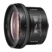 Obiektyw Sony 20mm f/2.8 (SAL-20F28)