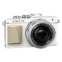 Olympus E-PL7 biały + obiektyw 14-42mm f/3.5-5.6 EZ