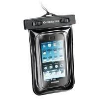 Etui wodoodporne Cellular Line VOYAGER do iPhone/ smartfonów czarne - WYSYŁKA W 24H