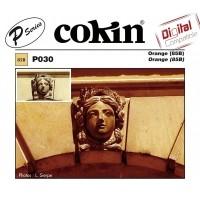 Filtr Cokin P030 - ocieplający korekcyjny 85B z serii P