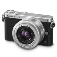 Panasonic DMC-GM1 Srebrny + obiektyw LUMIX 12-32mm