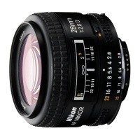 Obiektyw Nikkor AF 28mm f/2.8D