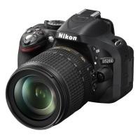 Nikon D5200 + obiektyw Nikkor AF-S 18-105mm VR