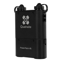 Battery Pack do lamp Quadralite Reporter PowerPack 45