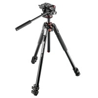 Statyw video Manfrotto MT190XPRO3 z głowicą MHXPRO-2W